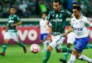 Palmeiras fica a um passo da classificação às quartas de final da Libertadores