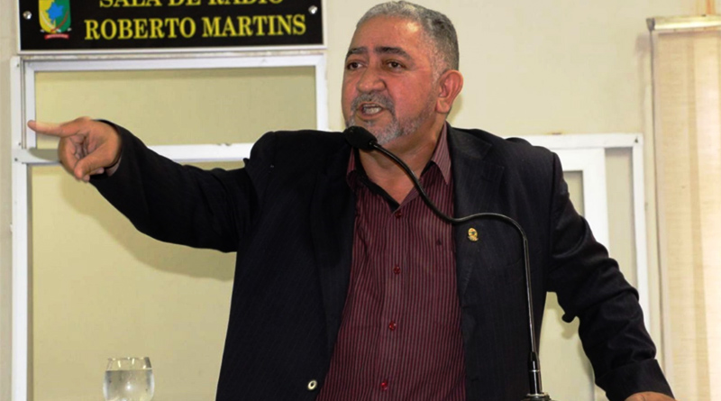 25555992ce679 Zé Carlos Soares é reeleito presidente da Câmara de Vereadores ...