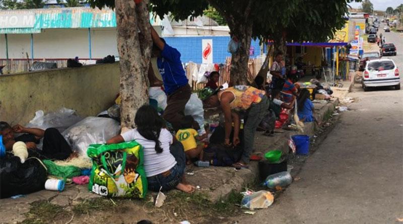 Resultado de imagem para imagem para imigrantes da venezuela