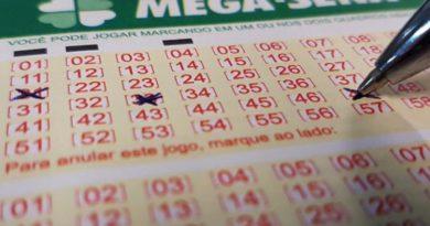 Mega-Sena pode pagar prêmio de R$ 10 milhões neste sábado