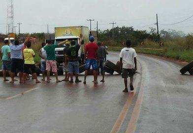 PRF e Exército discutem sobre desbloqueio de rodovias no Maranhão