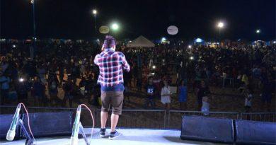 """Festival """"Cacau Pop"""" ocorre neste sábado na Praia do Cacau"""