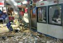 Policia procura bando que explodiu agência do Bradesco em Buriticupu no MA