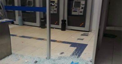 Quadrilha de assaltantes sequestra esposa de gerente em assalto a banco em Açailândia