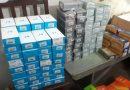 PM recupera centenas de celulares roubados de depósito de loja em Imperatriz