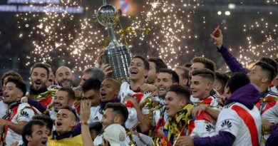 River Plate vence superclássico contra o Boca Júniors e é campeão da Libertadores