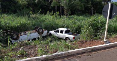 Duas caminhonete saem da pista e deixam sete feridos na mesma família no MA