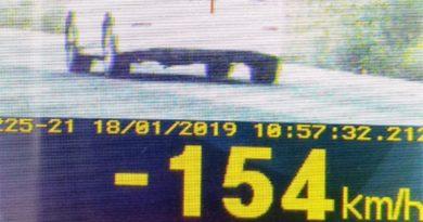 """PRF flagra veículo """"voando baixo"""" na BR-010 em Imperatriz"""