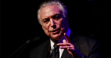Ex- Presidente Michel Temer é preso em desdobramento da Lava Jato