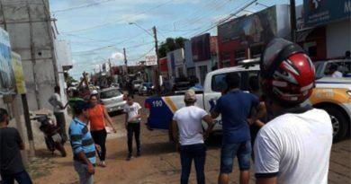 Polícia mantém buscas a assaltantes de banco em Araguatins, no Tocantins