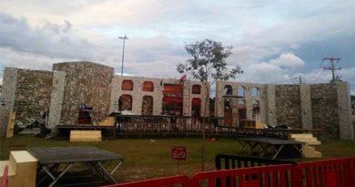 """Espetáculo """"A História de Cristo""""será apresentado neste sábado e domingo na Beira-Rio, em Imperatriz"""