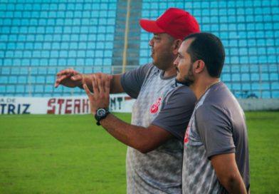 Fábio Nogueira pretende montar time para buscar o resultado contra Botafogo-PB