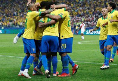 Brasil conhece adversário nas quartas de final da Copa América, nesta segunda-feira