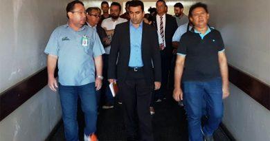 CPI da Saúde apresenta dados de diligência no Hospital Municipal de Imperatriz