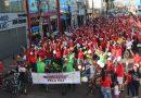 Passeio ciclístico de Corpus Christi atinge objetivos, em Imperatriz