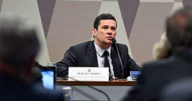 Sérgio Moro fala à CCJ do Senado sobre conversas vazadas com Dallagnol