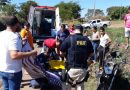 Motociclista fica ferido após pneu estourar na BR 010, em Imperatriz