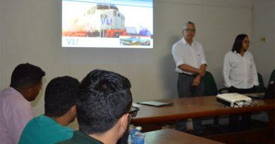 Empresa realiza palestra sobre segurança em ferrovias para empresários de Imperatriz