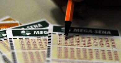 Mega-Sena acumula e prêmio do próximo sorteio será de R$ 200 milhões