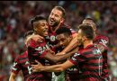 Flamengo vence o Atlético-MG e se isola na liderança do Campeonato Brasileiro