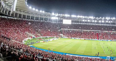 """Flamengo deve ter """"casa cheia"""" em jogo desta quarta contra o Vasco"""