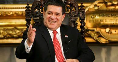 Justiça brasileira decreta prisão do ex-presidente do Paraguai Horacio Cartes