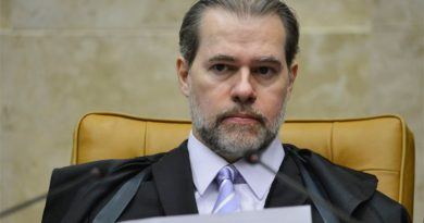 Dias Toffoli vota por limitar compartilhamento de dados financeiros com MP