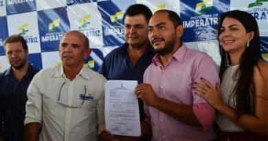 Prefeitura lança obra para construção da Central de Abastecimento de Imperatriz
