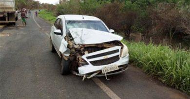 Índio guajajara morre em acidente de trânsito na BR-226 no MA