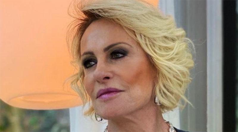 Ana Maria Braga diz em programa que que tem câncer no pulmão