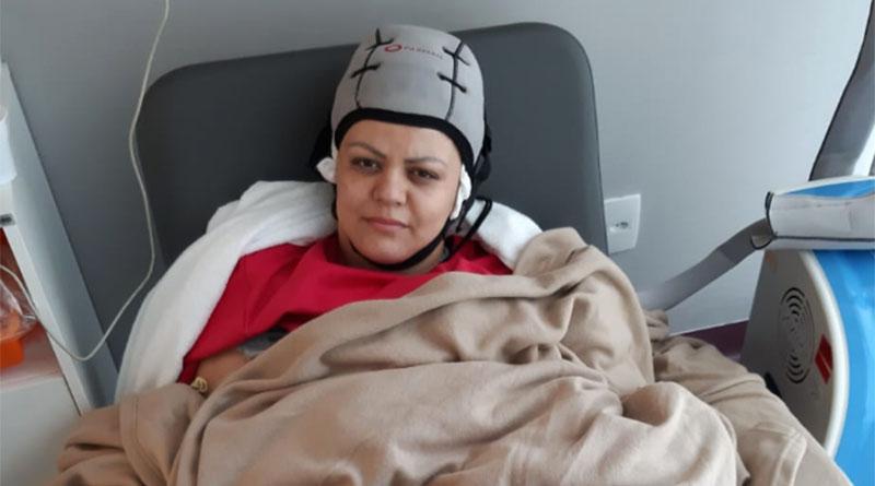 Técnica em Enfermagem do Maranhão relata tratamento contra câncer em blog