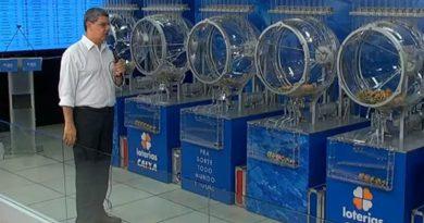 Mega-Sena acumula e próximo sorteio vai pagar R$ 35 milhões
