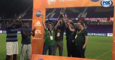 Em preparação para temporada, Palmeiras conquista a Flórida Cup