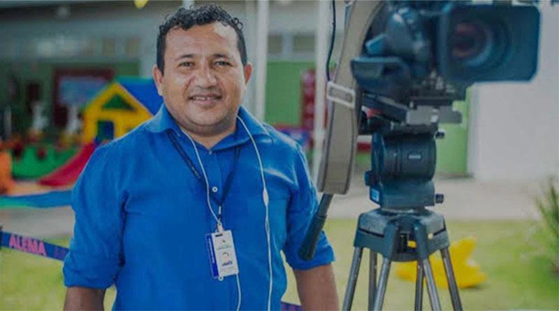 Resultado de imagem para cinegrafista Gilson Cardoso Rodrigues