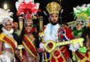 Corte Real abre o Carnaval na Passarela do Samba, em São Luís