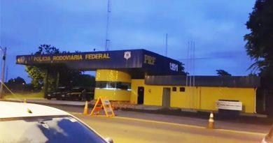 Operação Carnaval prende quatro condutores em BRs do Maranhão