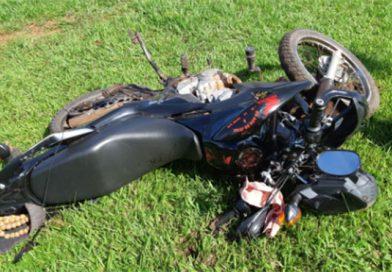 Condutor de motociclista morre em acidente de trânsito na BR-226 em Lajeado Novo-MA