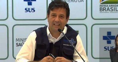 Brasil já tem 3.904 casos e 111 mortes por Covid-19