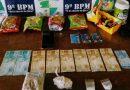Passageiro de van é preso com drogas na cidade de Agustinópolis-TO