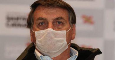 Resultado de novo exame de Covid-19 de Bolsonaro sai nesta terça