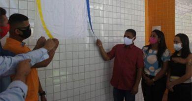 Prefeitura de Davinópolis presta homenagem a jovem Infanthiego Igor