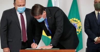Governo Federal destina R$ 1,99 bilhão para viabilizar vacina contra Covid-19