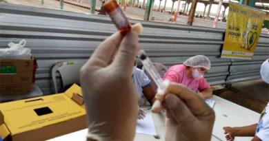 Vacinação contra sarampo em terminais encerra-se nesta terça-feira em São Luís